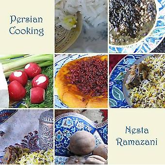 Persian Cooking - A Table of Exotic Delights by Nesta Ramazani - 97815