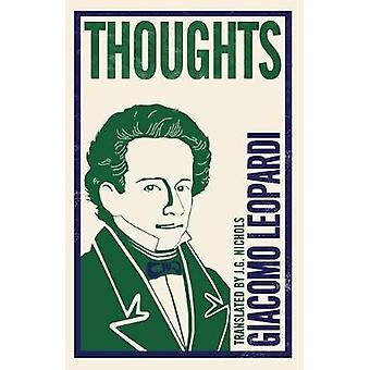 Thoughts by Giacomo Leopardi - 9781847497376 Book