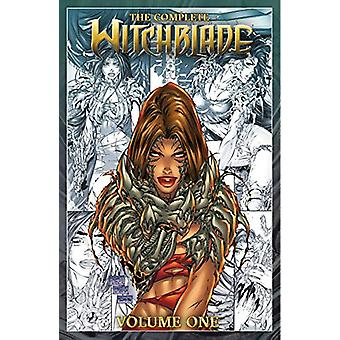 The Complete Witchblade Volume 1 by Warren Ellis - 9781534315648 Book