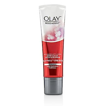 Olay Regenerist Advanced Anti-Aging Deep Clean Foam Cleanser 125g/4oz