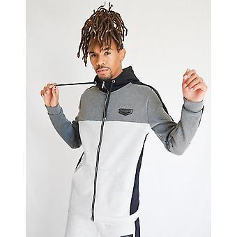 New Supply & Demand Men's Prosper Hoodie Grey