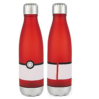Pokemon Pokeball Soft Touch 700ml Sports Drink Bottle