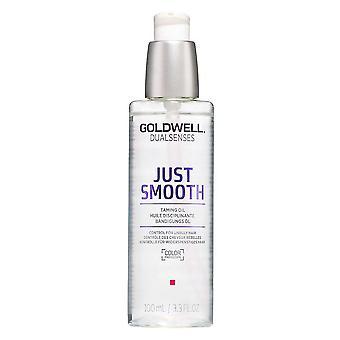 Goldwell Dualsenses vain sileä kesytys öljy 100ml