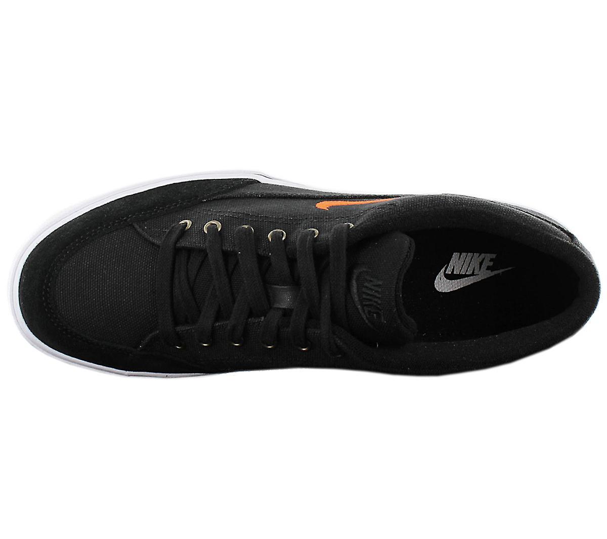 Nike GTS 16 TXT - Chaussures pour hommes Noir CJ9694-001 Baskets Chaussures de sport