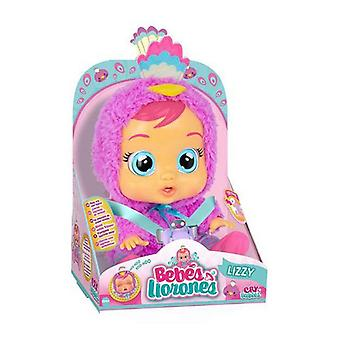 Baby Doll Cry Babies Lizzy IMC Toys