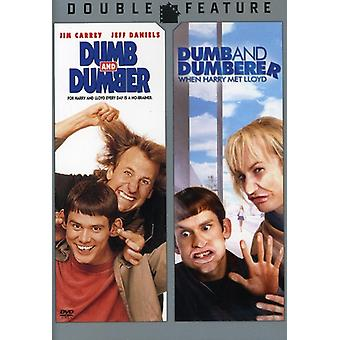 Dumb & Dumber/Dumb & Dumberer [DVD] USA import