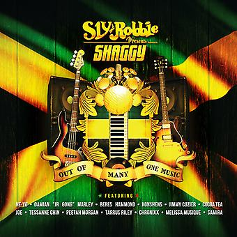 Shaggy - Out of Many One Music: Sly & Robbie Present Shaggy [CD] USA import