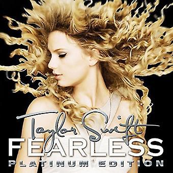 Taylor Swift - Fearless Platinum Edition [Vinyl] USA import