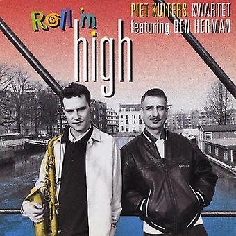 Piet Kwartet Kuiters - Roll 'M High [CD] USA import