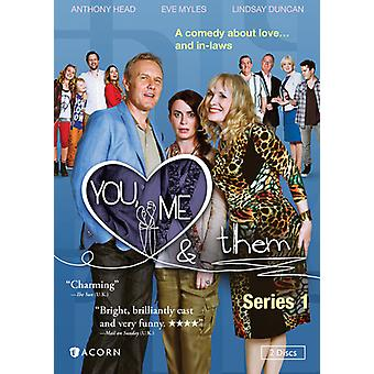 You Me & Them Series 1 [DVD] USA import