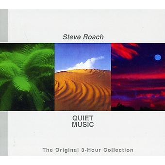 Steve Roach - Quiet Music: The Original 3- [CD] USA import