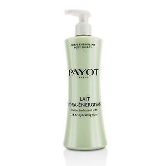 Payot cuerpo energía Lait Hydra-Energisant 24 horas hidratante fluido 400ml/13,5 oz