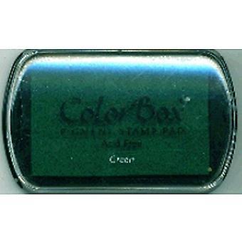 Clearsnap ColorBox Pigment Muste Täysikokoinen vihreä