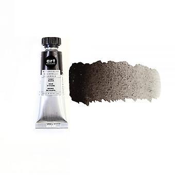 Art Philosophy Watercolor Tube Ivory Black
