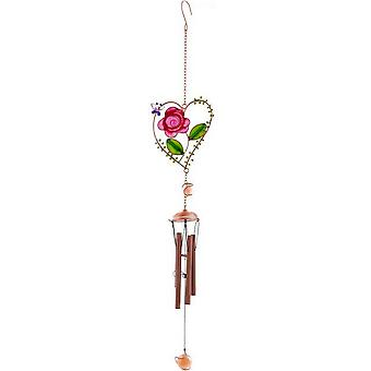 Something Different Rose Wind Chime