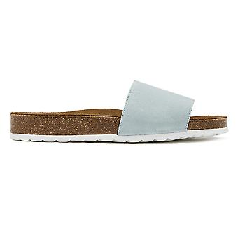 TOWER London Cosmo Womens Off White Slides