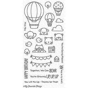 Le mie cose preferite cancellano i francobolli - In aria