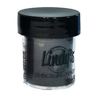 Lindy's Stamp Gang Black Forest Black Embossing Powder