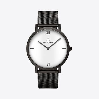 Kapten and Son Pure Mesh Watch