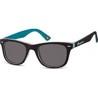 Solglasögon Unisex av SGB svart/blå (M42)