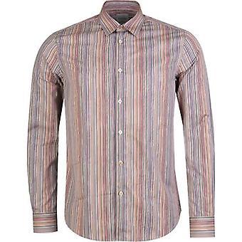 Paul Smith Mainline Multi Stripe Shirt