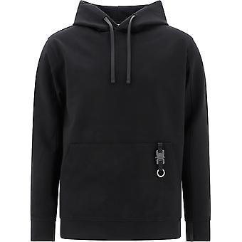 1017 Alyx 9sm Aamsw0033fa01blk0001 Men-apos;s Black Viscose Sweatshirt