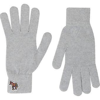 Paul Smith Zebra Logo Gloves