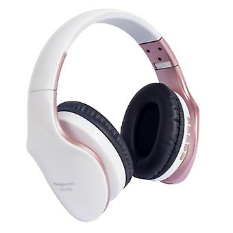 Casque Bluetooth sans fil Noise Cancelling Headset Pliable Stereo Bass