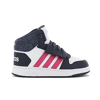 adidas Originals Hoops 2.0 I - Kids Shoes Multicolor B75948 Sneakers Sports Shoes