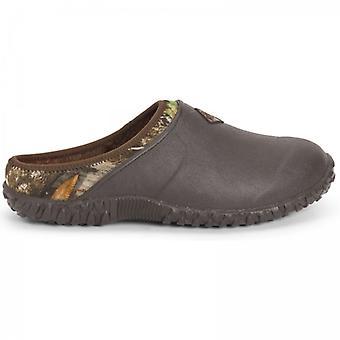 Muck Boots Muckster Ii Clog Mens Rubber Garden Shoes Brown
