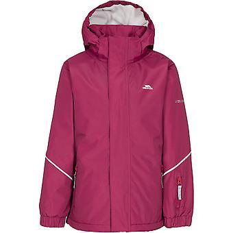 Trespass Piger Marilou TP50 Polstret vandtæt regn coat