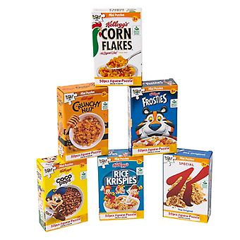 Kelloggs Mini Puzzle (Assorted, One Supplied)