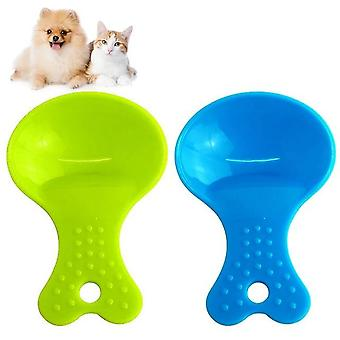 Environmental Friendly And Durable Plastic Pet Food Scoop