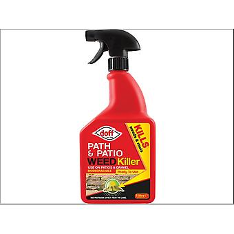 Doff Pfad & Patio Weedkiller 1L