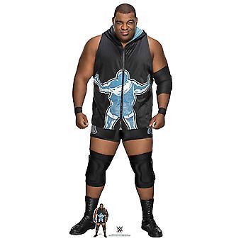 Keith Lee WWE Lifesize Cardboard Cutout / Standup / Standee
