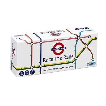 Gibsons Games TFL Race the Rails Family Game