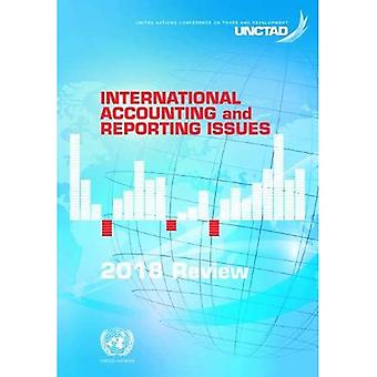 International Accounting anda� Reporting Issues: 2018 Review