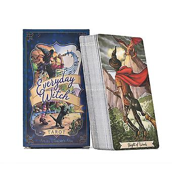 English Guidance Divination Fate Oracle Tarot Cards For Family Party