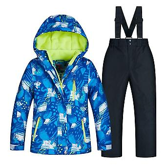 Ski Suit/snowboard Clothes,  Jackets And Pants For-warm Waterproof/snowboard