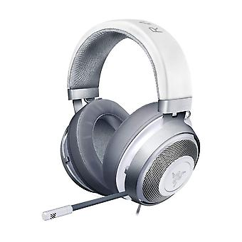 Razer kraken mercury edition - gaming headphones for pc, ps4, xbox one and switch with 50 mm drivers