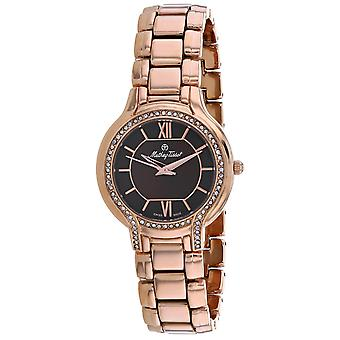 Mathey Tissot Mujeres's Classic Brown Dial Watch - D2781PM