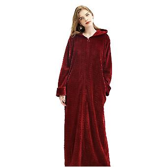 Womens Robe Knit Bathrobe Sleepwear Loungewear Lightweight Kimono Robes Long