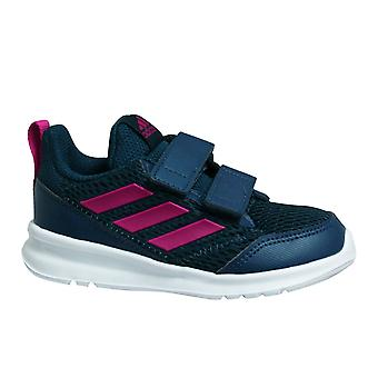 Adidas Sports AltaRun Cloud Foam Double Strap Toddlers Trainers CG6808