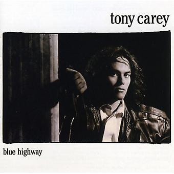 Tony Carey - Blue Highway [CD] USA import