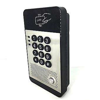 Sip Intercom System For Office Door Phone For Apartment Outdoor Intercom System