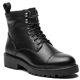 Kenova Black Booties