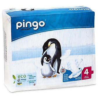 Pingo Box of Ecological Diapers Size 4 with 80 Units