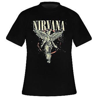 NIRVANA In Utero Galaxy T-shirt