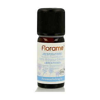 Composition Respiratory essential oils 10 ml of essential oil