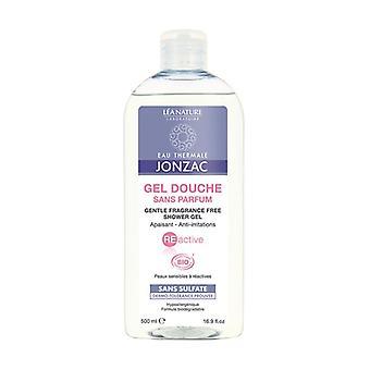 Sensitive skin shower gel 500 ml of gel